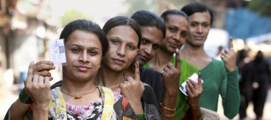 15 transgender persons came to vote for LS elections in Kerala