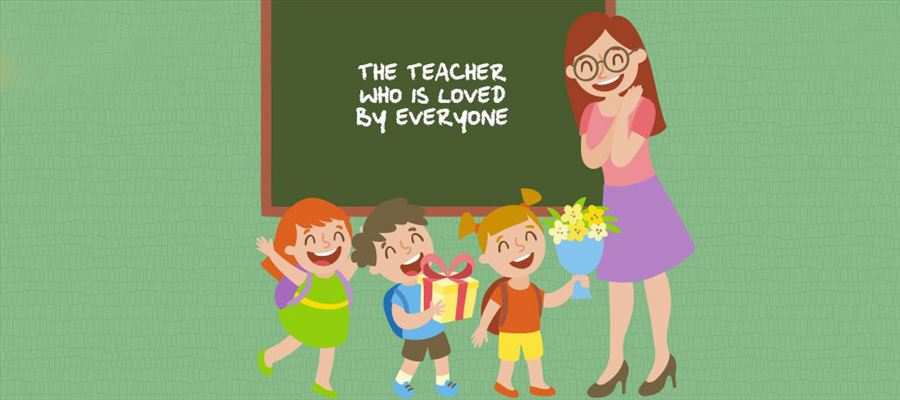 #TeachersDay - Honouring the Ladders of our Life!