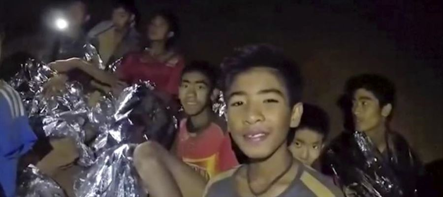 Rescued Thai boys to miss FIFA world cup finals as they are 'Too Weak'