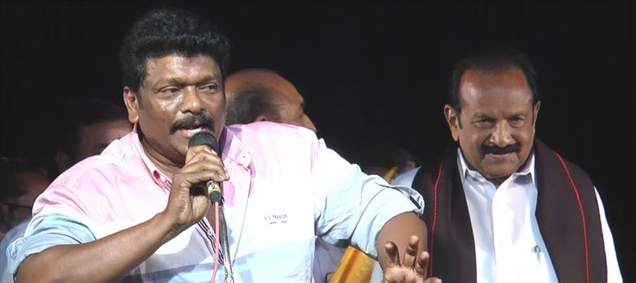 Actor Parthiban gives a shocker!