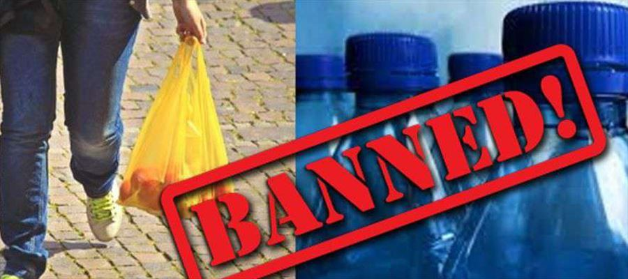 Ban on plastic in TN from New Year!