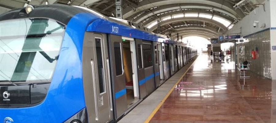 Chennai Metro Rail App to offer real-time information