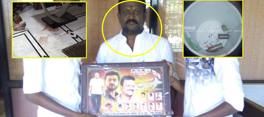 ACTOR VIJAY FANS CLUB ASSOCIATION CHAIRMAN Billa Jagan SHOT HIS OWN BROTHER and MURDERED him