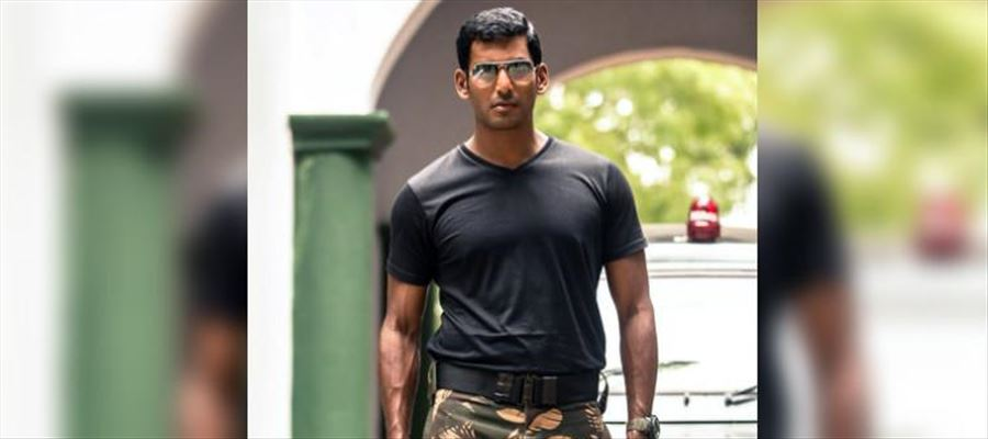 Vishal has struck a deal with Piracy Website Tamilrockers?