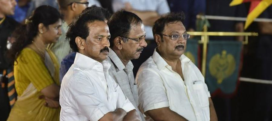 MK. Stalin camp says possibility of Alagiri's re-induction into party seems unlikely