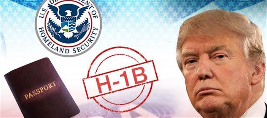 "US selects ""very best"" among applicants under H-1B Visas"