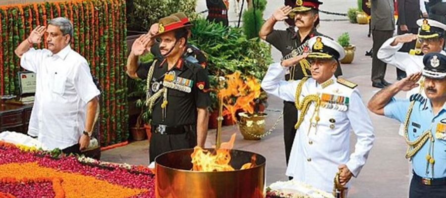 Compensation for Families of Soldiers who die fighting for India