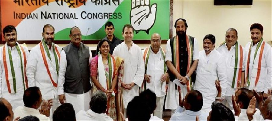 Seat sharing for Telangana be announced after its approval from Rahul Gandhi