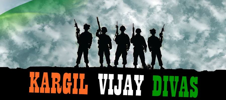 Let's take a moment and remember Kargil Vijay Diwas Day