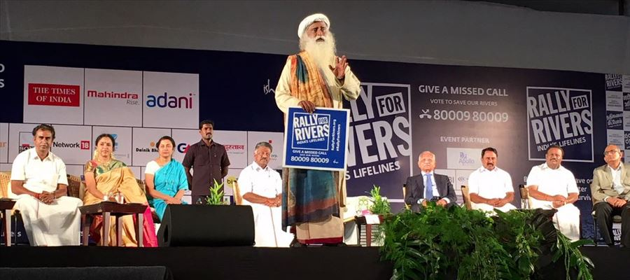 Everyone Consuming Waters, Must Rally for Rivers