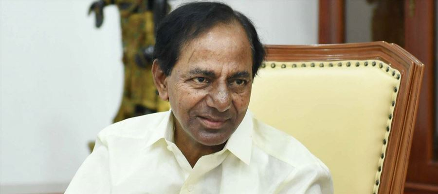 KCR plans to develop Hyderabad as a Global City