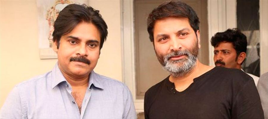 Is Trivikram makes 'political' reunion with Pawan?