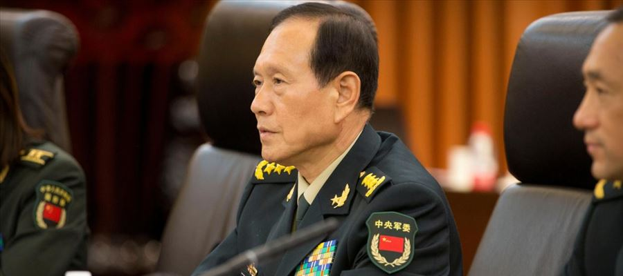 Chinese defense minister to visit India!