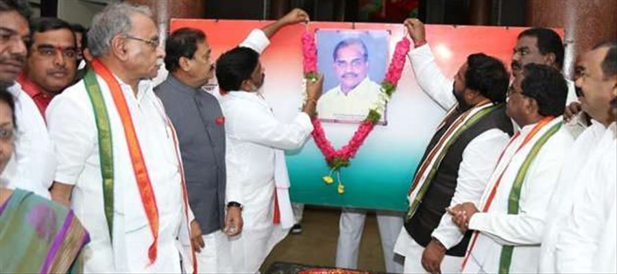 Iconic Dr YS Rajasekhara Reddy 69th birth anniversary functions held in grand manner