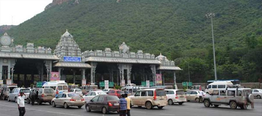 South Central Railway helps devotees to book bus tickets to Tirumala Hill