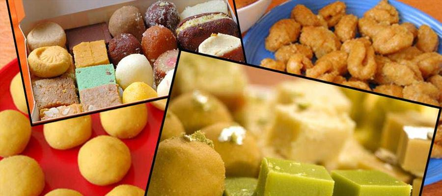 Buy sweets differently this Deepawali!!!