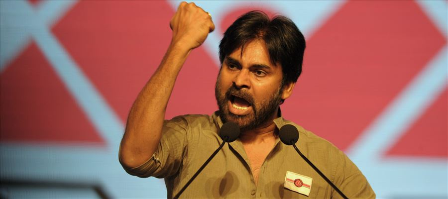 Will Pawan Kalyan's Janasena contest in AP 2019 Elections?