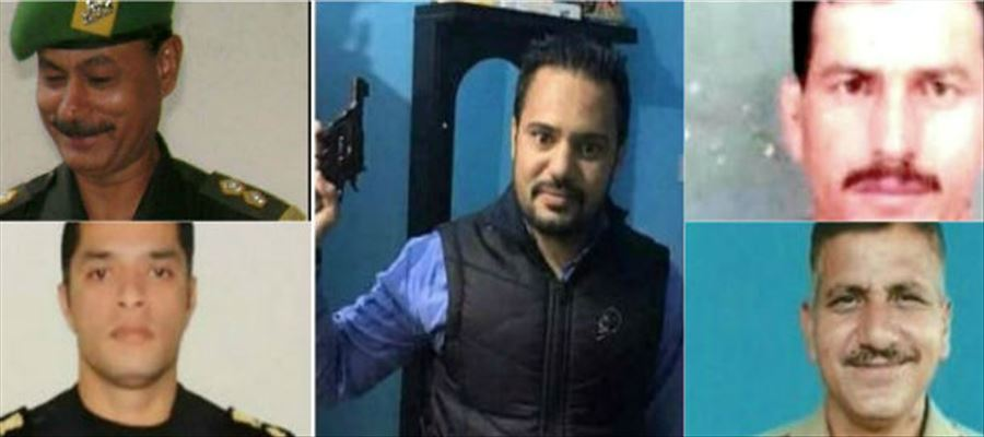 Indian Heroes who died to protect us during Pathankot Terror Attack