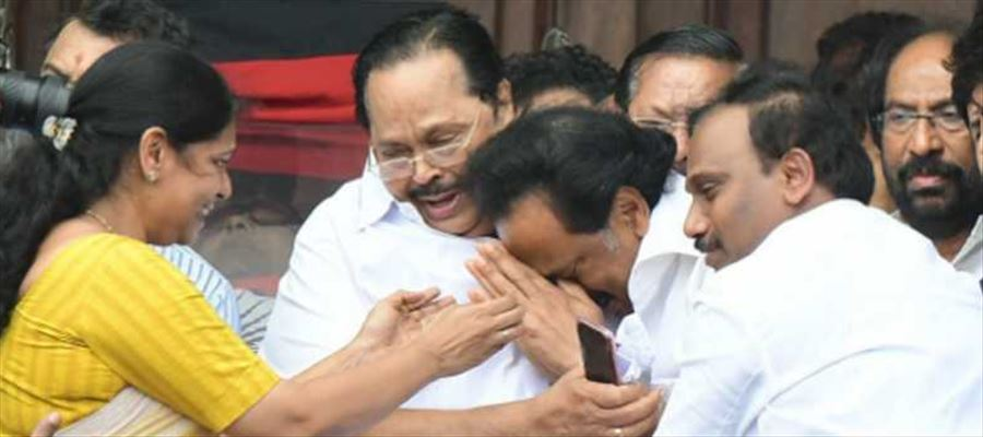 MK Stalin broke out soon after hearing verdict from HC