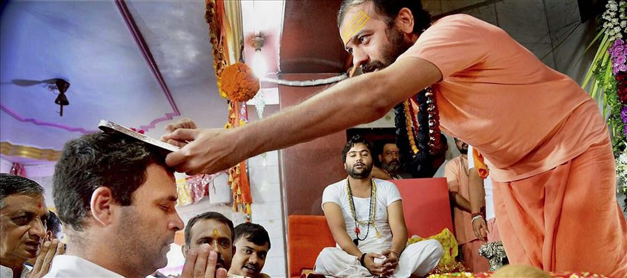 Will Rahul marry a Brahmin Girl from UP for capture the state?