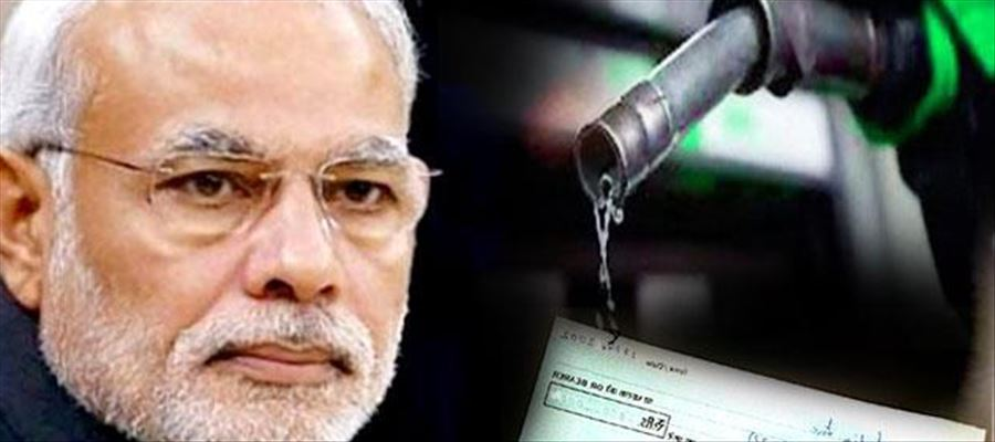 Why Telangana Man sent cheque of 9 paise to PM?