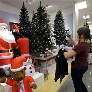 City in Northern China banned Christmas sales & decorations to keep city clean
