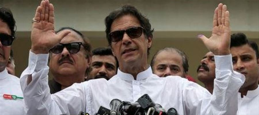 Imran Khan gets Closer to Power!!! Sharif says 'This is Selection, Not Election'