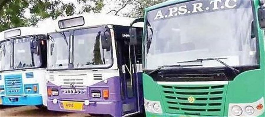 APSRTC Employees Union calls for indefinite statewide strike from February 6