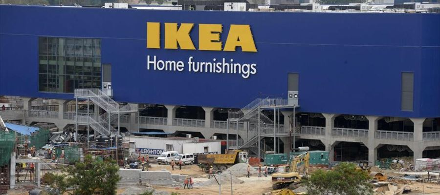 IKEA Company says Day 1 sales were in line with expectations