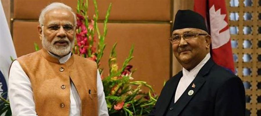 Narendra Modi had bilateral meeting with Nepalese counterpart