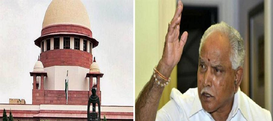 Floor Test by Tomorrow 4 PM by Supreme Court, Can Yeddyruppa prove majority?