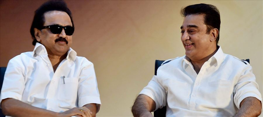 Kamal Hassan's war on the AIADMK included allegations against the CM Edappadi Palaniswami