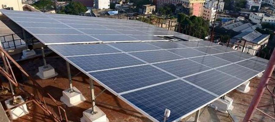 Tamilnadu government plans to harness Rooftop Solar Systems