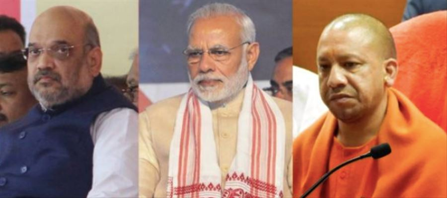 Last phase campaigning of BJP Bigwigs for Telangana Polls