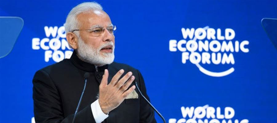 Do you know the food menu for Dinner for PM Modi at Davos?