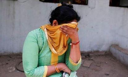 Woman raped, with husband at Gunpoint!