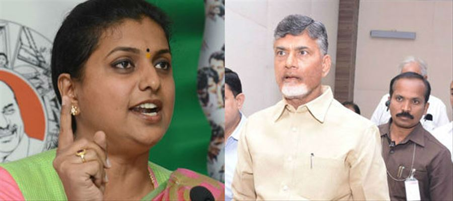 Will Chandrababu Naidu ask apology for not fulfilling 2014 Poll promises? Roja