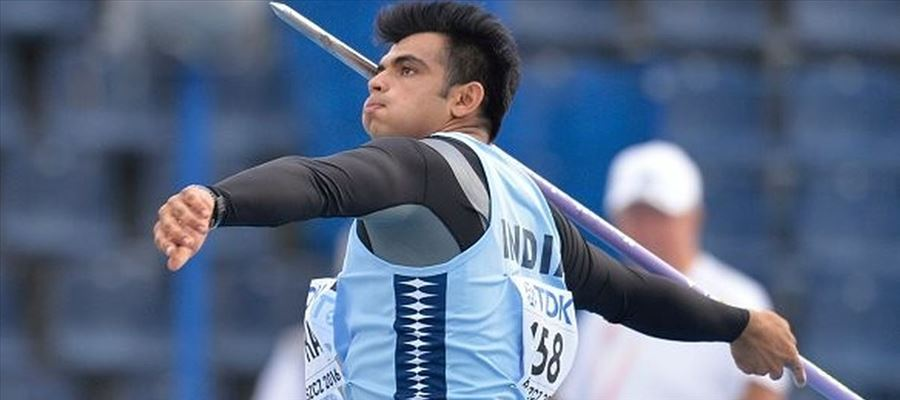 Neeraj Chopra clinches Gold!
