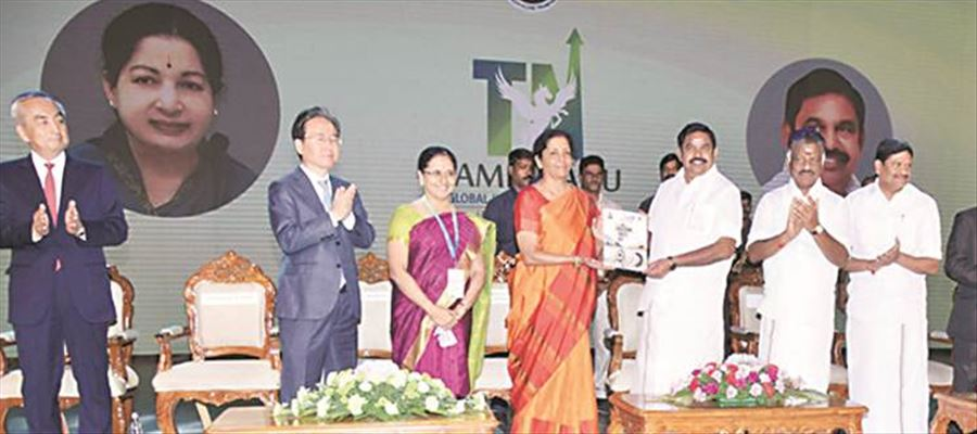TN receives 2,00,000 Crore Investment during GIM 2019