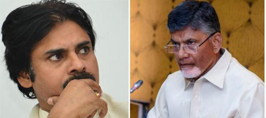 Pawan Kalyan's strong warning to CM Chandrababu Naidu