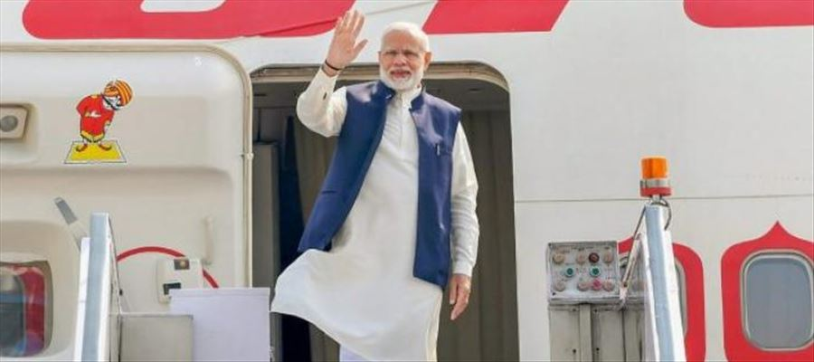 PM Modi's VVIP Aircraft to fly on the way to SCO summit in Bishkek