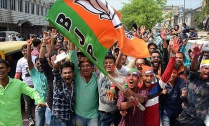 BJP fires all CYLINDERS, sets Historic Victory