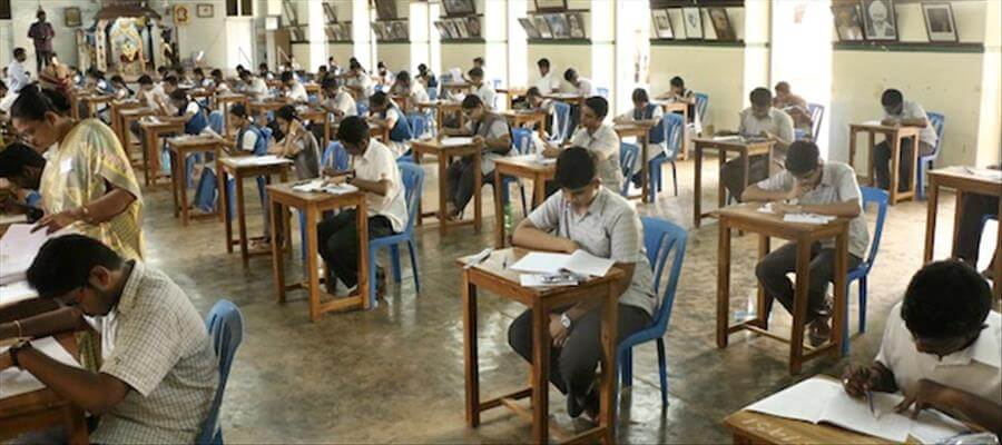 Around 9 lakhs students write Higher Secondary Board Examinations