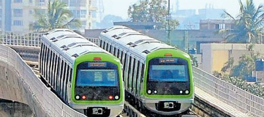 BMRCL hoping to increase daily ridership to 5 lakh