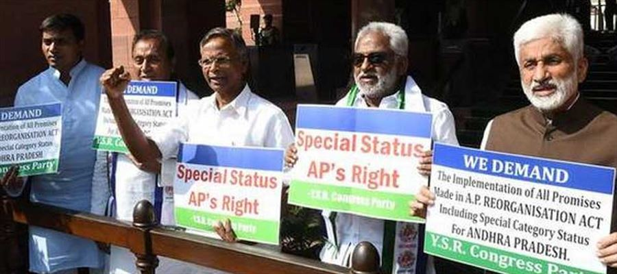 Will AP's One day state wide Bandh be fruitful?