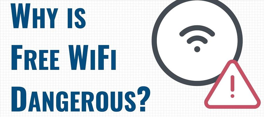Never Ever use FREE WIFI anywhere, It's pretty dangerous