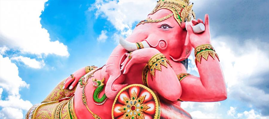 How Ganesh Chathurthi is celebrated all over India?