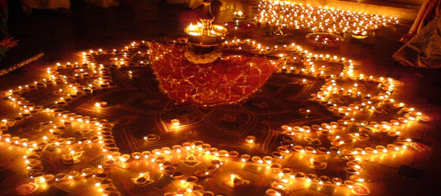 The Festival of Lights - All the Joy and the Happiness!