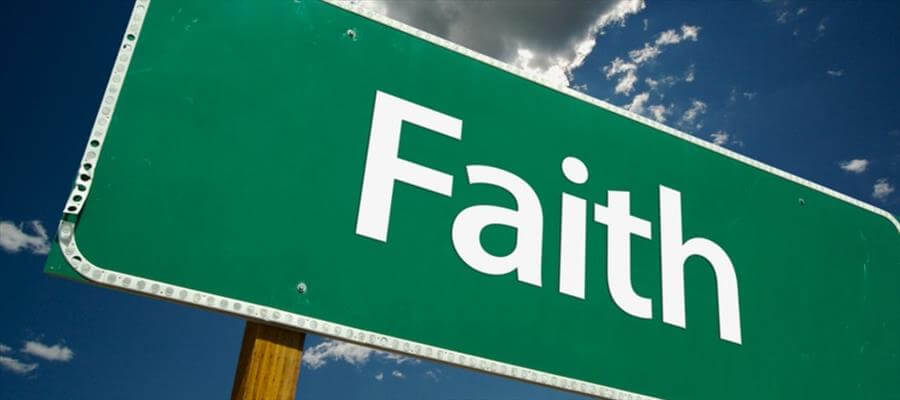 Faith and obedience  in the Lord are the keys to success