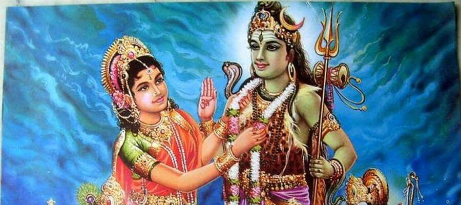 Are the Gods of Hinduism really married?